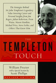 The Templeton Touch, book published by Templeton Press