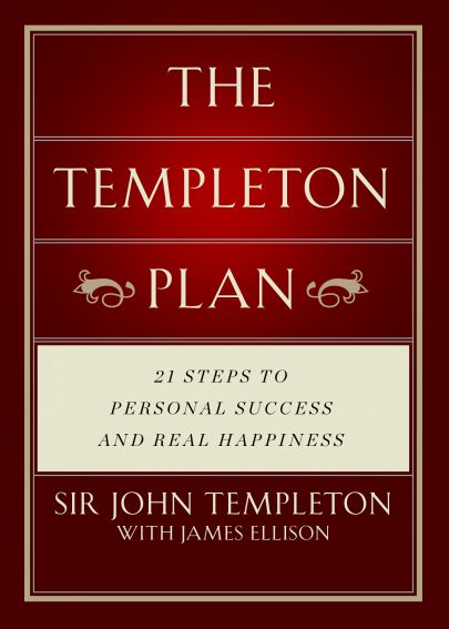The Templeton Plan, book published by Templeton Press