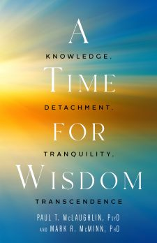 A Time for Wisdom, book cover, published by Templeton Press