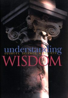 Understanding Wisdom, book published by Templeton Press