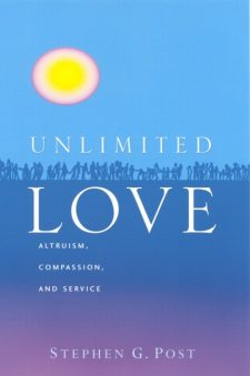 Unlimited love, book published by Templeton Press