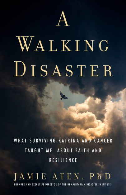 A Walking Disaster book cover, published by Templeton Press