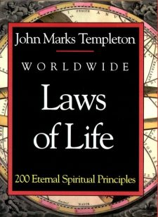 Worldwide Laws of Life, book published by Templeton Press