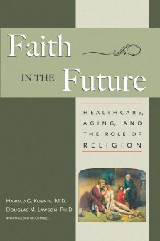 Faith in the Future book cover, published by Templeton Press